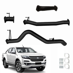 """MY17 RGH HOLDEN COLORADO 2.8L 2016-2020 TURBO DIESEL 3"""" DPF BACK EXHAUST/PIPE"""