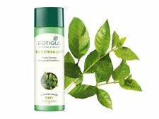 Biotique Bio Heena Leaf Fresh Texture Shampoo & Conditioner For Greying Hair