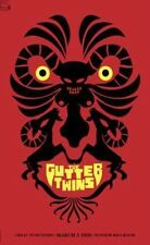 Gutter Twins Gig Poster, Portland 2008 (Original Silkscreen) 18 x 29' Print