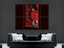 Rambo tv first blood giant wall poster art photo imprimé large