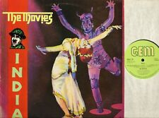 THE MOVIES india GEMLP 105 A2/B1 early press uk gem 1980 LP PS EX/EX-