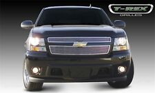 For 2009 Chevrolet Avalanche T-Rex Grille Overlay DJTM