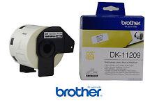 1x original Brother DK-11209 Adreß-Etiketten 29x62 mm QL-570 Beschriftungsband