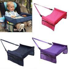 Baby Rainproof Stroller Desk Holder Kids Snack Play Car Seat Travel Tray HQ