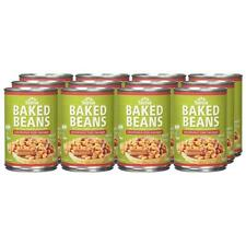 Suma - Tins of Beans & Sausages (400g) (Pack of 12)