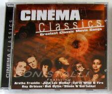Various CINEMA CLASSICS - SOUNDTRACK - CD Sigillato