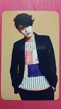 SUPER JUNIOR - M RYEOWOOK [SWING] Official Photocard 3rd Album Photo Card