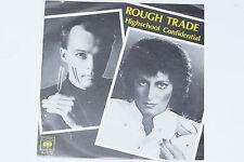 "Rough trade-lycée Confidential - 7"" 45 CBS (CBSA 1172)"