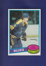 Perry Turnbull RC 1980-81 O-PEE-CHEE Hockey #169 (NM+)