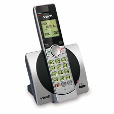 VTech Cordless Phone System Silver w/ Caller ID Call Waiting DECT 6.0 (CS6919) ™