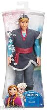 "Disney Frozen KRISTOFF Doll SPARKLE 12"" Elsa Anna ORIGINAL RELEASE OUTFIT"