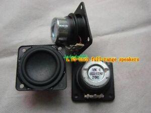 "2 X For JBL 1.75""inch 45MM 4Ω 6W Full-range speaker Loudspeaker HiFi Audio Parts"
