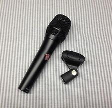 Neumann KMS105 Handheld Condenser Microphone - new in the box, perfect