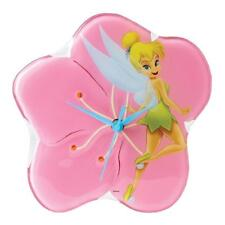 Disney Enchanting Collection TINKER BELL Wall Clock Dreams Are Forever A25233