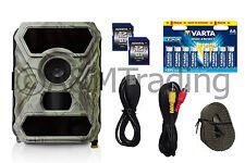 X-view  Wildkamera Überwachungskamera  | Full HD I 12MP I IR 940nm black LEDs
