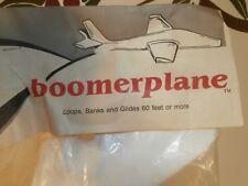 "VINTAGE RARE NIB 36"" Boomer-Plane Polystyrene made in USA"