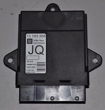 #009 VAUXHALL OPEL VECTRA C FRONT RIGHT DOOR LOCK CONTROL MODULE ECU 13193368 JQ