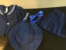 Doll Terri Lee Clothing Sailor 3 piece outfit  tagged 1950's