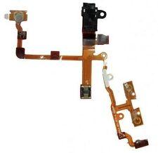 Audio flex cable for Apple iPhone 3GS (black).