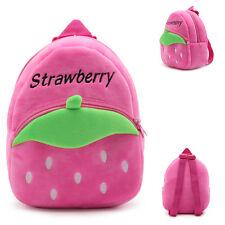 Baby Toddler Child Mini Lovely Animal Backpack Kids Schoolbag Shoulder Bag #19 E