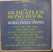 The Beatles Song Book by the Hollyridge Strings 33RPM ST2116 112516LLE #2