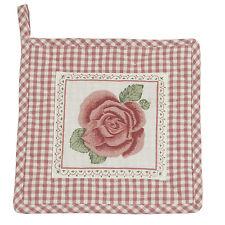 ROMANTIC ROSE rosa Topflappen Clayre &  Eef RR45