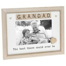 "Scrabble Letter Sentiment Gandad Photo 6"" x 4"" Frame"