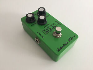 MEK TD-1 Tubedrive, Overdrive, Gitarre, Effekt, Tubescreamer, TS808