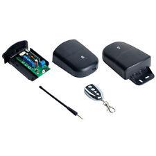 2 Kanal Empfänger für Sicherheitssysteme, Türen, 2 x Handsender , 433,93 MHz