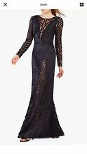 BCBG Max Azria Veira Lace Gown - Size 4