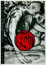 FISH - MARILLION - Plakat - Songs from the Mirrors - Poster