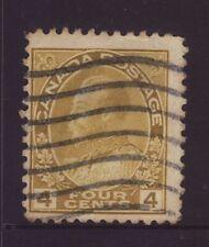 1923 Canada 4c KGV Used SG249