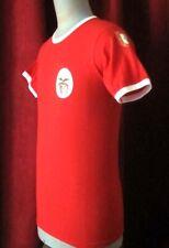 maillot trikot shirt maglia SL BENFICA SLB 1968-69 N10 EUSEBIO  Football vintage