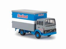 Brekina 34752 Volvo F613 Koffer Svelast Schweden 1:87 Neu