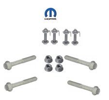 2 X FRONT LOWER ARM BOLT KIT - MOPAR FOR JEEP GRAND CHEROKEE WK 05-10  3.0CRD