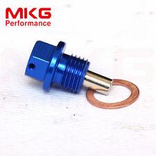 M14X1.5 Engine Cover Magnetic Oil Pan Drain Plug Bolt Nut Crush Washer 1PCS BL