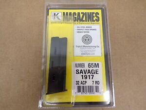 Savage Model 1917 32 ACP Magazine by Triple K #65M