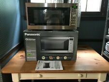 Panasonic NN-SD745S Microwave Oven 1.6 cu. Ft Stainless