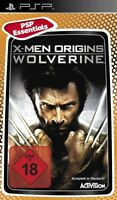 X-Men Origins - Wolverine Essentials (PSP) Sony PlayStation Portable