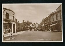 Somerset YEOVIL Princes St 1940/50s? Radio House RP PPC by Valentine