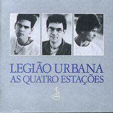 LEGIAO URBANA - As Quatro Estações By Legião Urbana - CD - Import - *like New **
