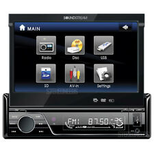 "SOUNDSTREAM VIR-7830 7"" TOUCH SCREEN TFT MONITOR CAR DVD/CD/AUX/MP3/USB PLAYER"