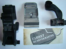 Complete NVG Silver Mount w Rhino & swing arm for ACH