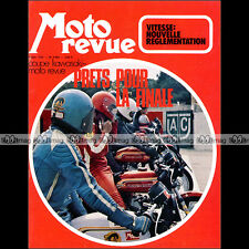 MOTO REVUE N°2080 KAWASAKI 500 H1 MACH 3 ★ KREIDLER ★ COUPE EUGENE MAUVE 1972