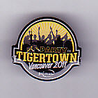Official 2011 CFL GREY CUP  TIGERTOWN PIN