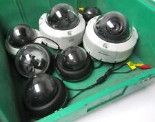 7x Various Dome Ptz Cameras | Wv-Cw504F | Dfl-20S B | Vdn-295-20 | Grade B