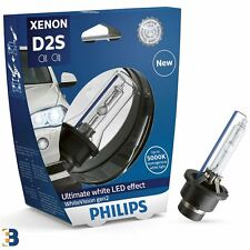 Philips D2S White Vision Gen2 85V 35W Xenon Lampe de voiture 5000K 1 pièce