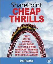 SharePoint Cheap Thrills, , New Book