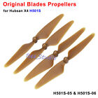 4PCS Original CW CCW Propellers Blades For Hubsan H501S X4 RC Drone Spare Parts
