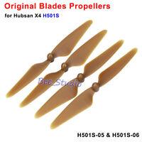 4pcs Original CW/CCW Props Blades Propellers Set for Hubsan X4 H501S RC Drone